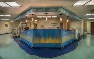 ICU Nurse Station