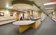 Med Surge Nurses Station